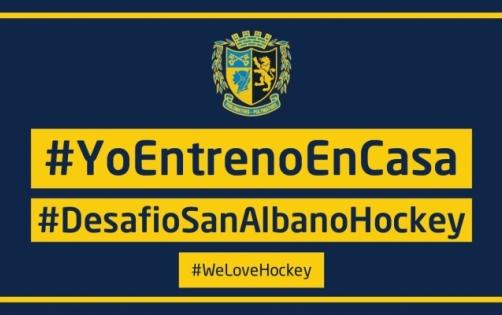 #DesdeCasa - Desafìo Hockey