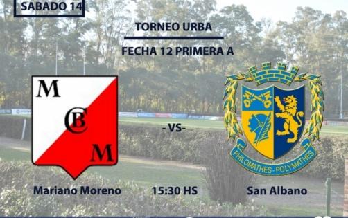 Esta fecha visitaremos a Mariano Moreno