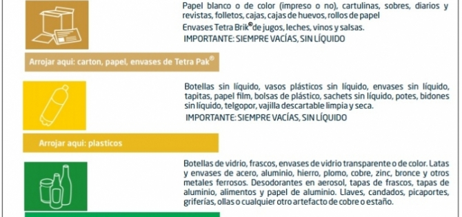 San Albano recicla