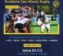 Academia de Rugby en el Club