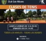 ¡Sumate a las clases de tenis!