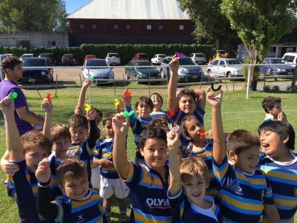 Infantiles 20/5: Encuentro con La Plata y Lomas