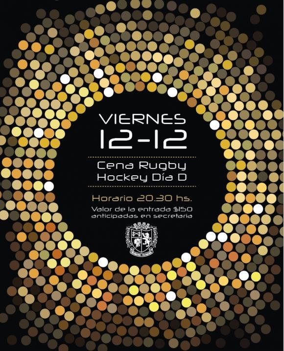 Fiesta de fin de año Rugby & Hockey 2014