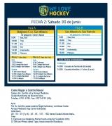 Hockey: Actividades del 30 de junio