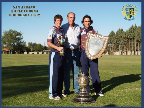 Misión Cumplida: San Albano campeón e invicto