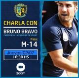 Charla Bruno Bravo con M14
