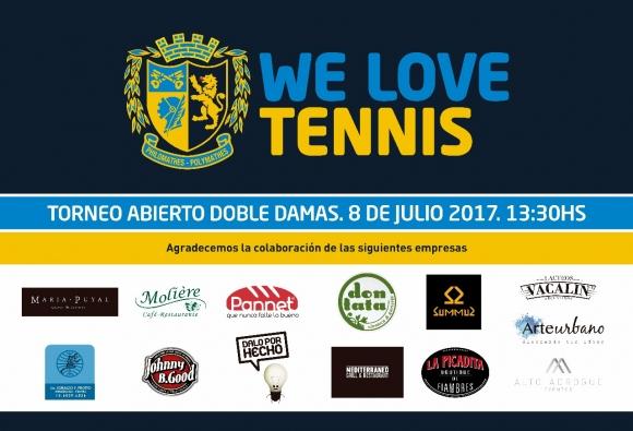 Tenis: Torneo Abierto de Damas (Julio)