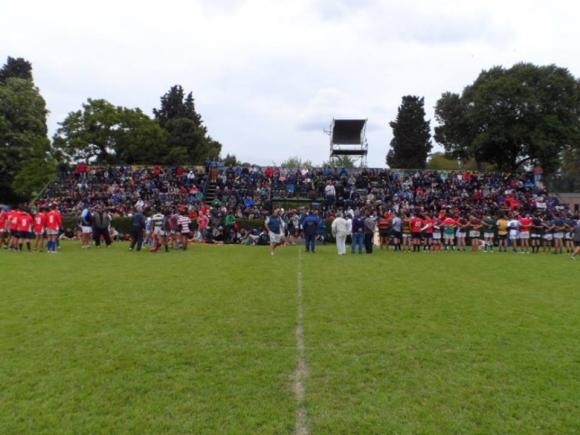 La Copa Chicho Costa y una fiesta del rugby