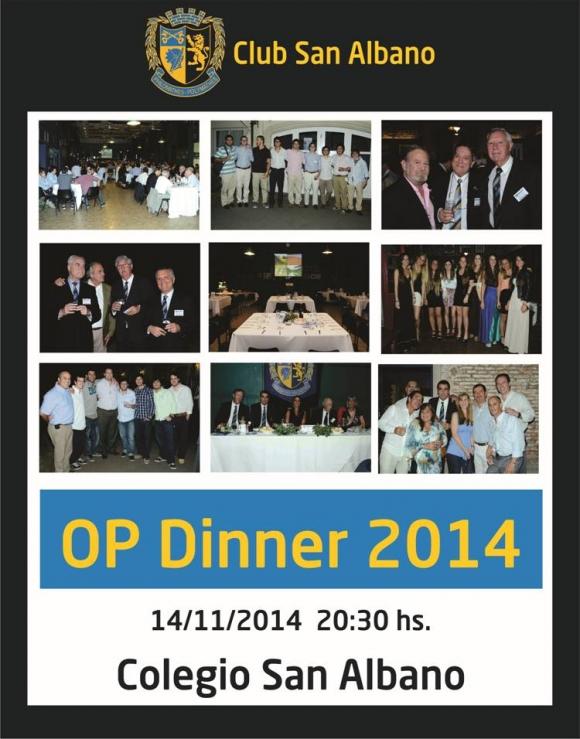 OP Dinner 2014