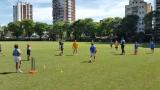 Cricket inicia su escuela