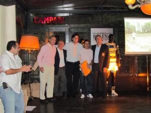 Presentacion de la indumentaria de Rugby de San Albano 2011