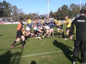 Sin reproches: San Albano cayó ante La Plata