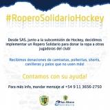 Armario Solidario para Hockey