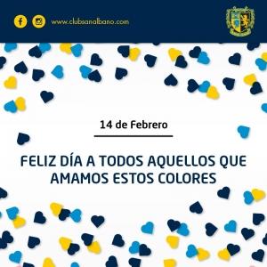 ¡Feliz San Valentin!