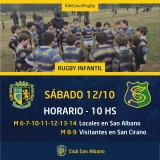 Actividad Rugby Infantil 12/10