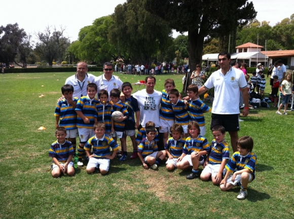Infantiles 19/5: Encuentro con Lomas