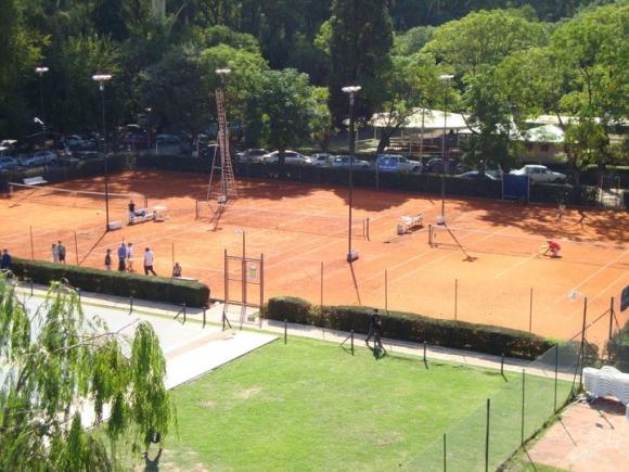 Inicia el Torneo de Tenis Interno