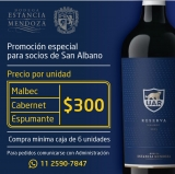 #NuestroClub - Beneficios con Estancia Mendoza