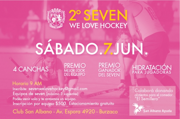 2° Seven We Love Hockey