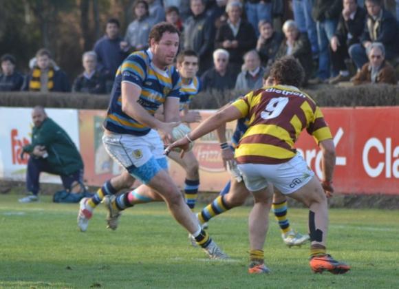 Mariano Castany en Rugby Fun