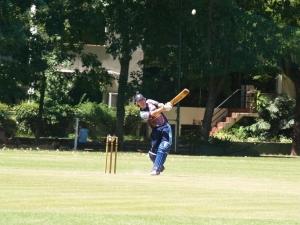 Cricket: San Albano gusta y gana