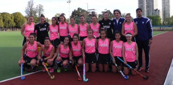Hockey: Anotate para alentar a las Leoncitas