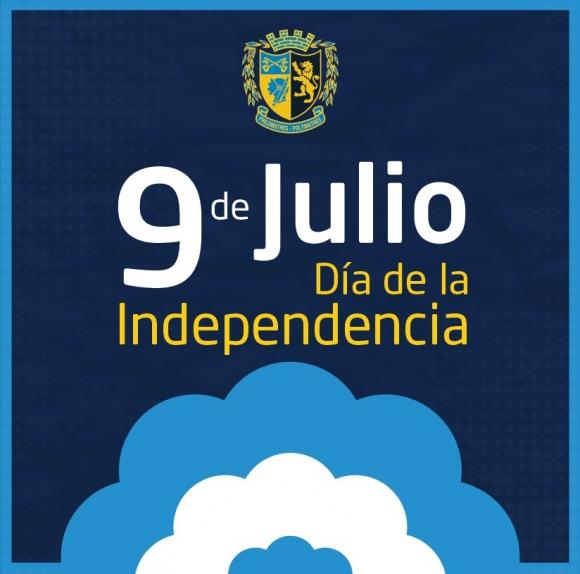¡Feliz dìa de la Independencia!