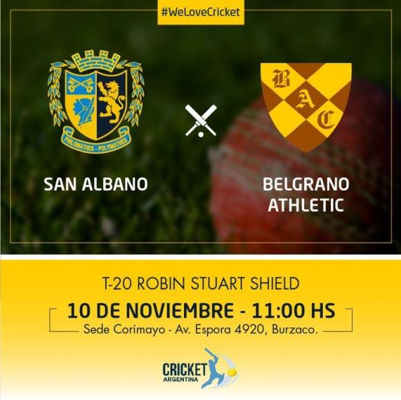 Enfrentamos a Belgrano Athletic en Corimayo