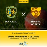 Enfrentamos a Belgrano Athletic en Corimayo