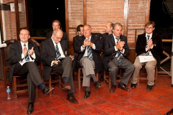 Autoridades para el 2012