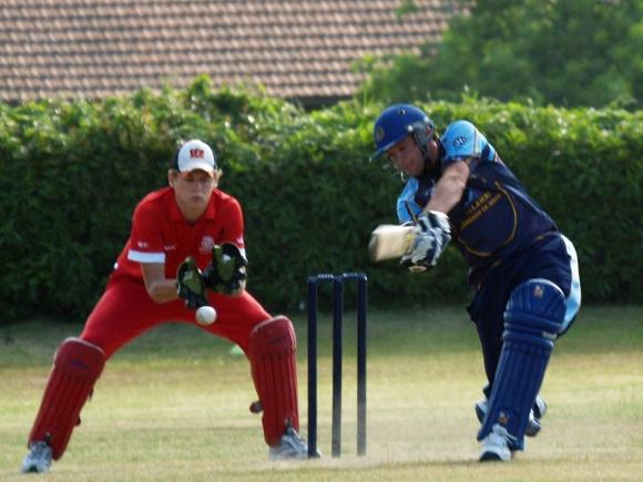 Cricket: San Albano Campeón del RSS
