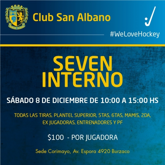 Seven Interno de Hockey
