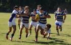 Fixture Menores de 18 1era Rueda 2014