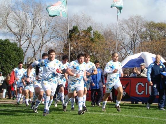 Las formaciones de San Albano vs. CASI (Top 14 2011)