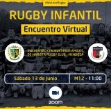 #RugbyInfantil - Encuentro con Marista Club