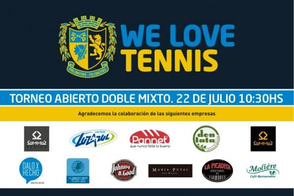 Torneo de Tenis en el Club