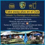 Take Away Plus en el Club