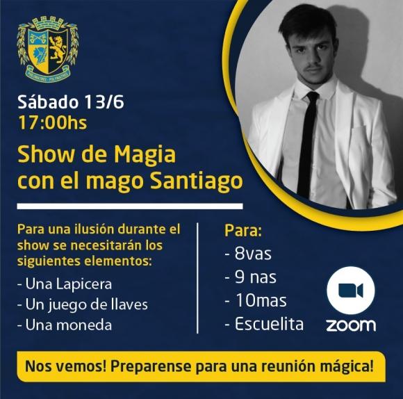 #HockeyInfantil - Show de magia