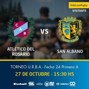 Viajamos a Rosario para enfrentar a Atlético