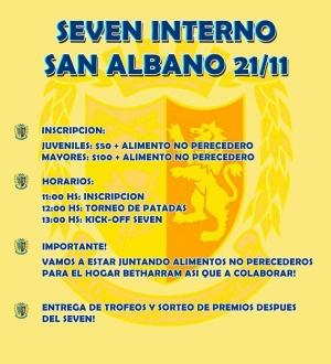 Seven Interno 2015: Tener en cuenta