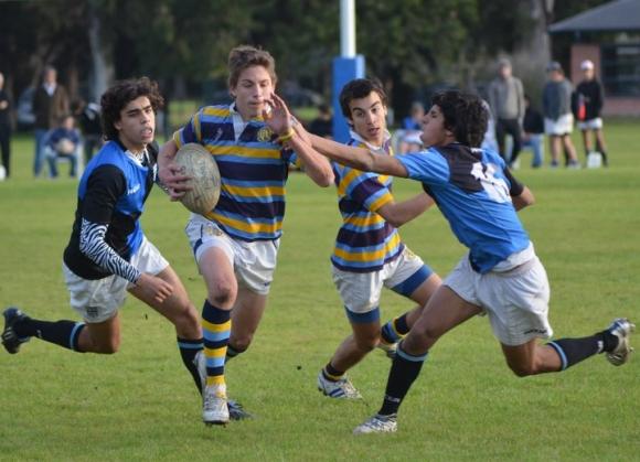 Fixture de la 2da Rueda de Juveniles 2011