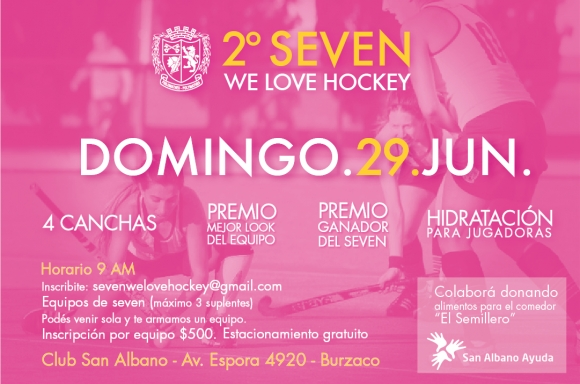 2°Seven We Love Hockey 2014