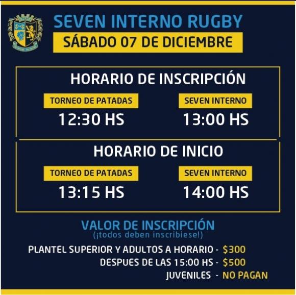 Seven de Rugby 2019