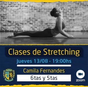 Clases de Stretching