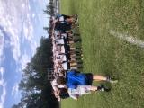 San Albano ganó en su último partido de local