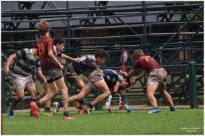 Juveniles: Ranking de tackleadores (Fecha 3)