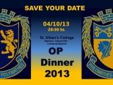 4/10: OP Dinner 2013