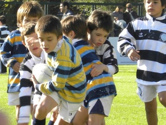 Infantiles: Itinerario del 24/09/2011