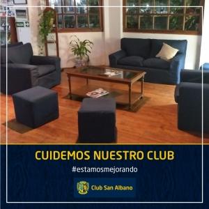 Cuidemos nuestro club