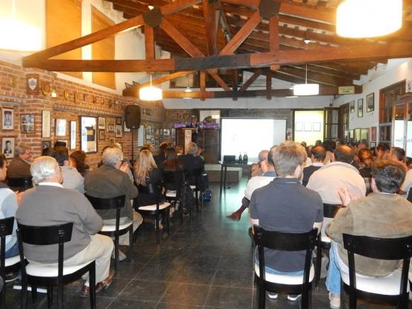 Se realizó la Asamblea Anual Ordinaria, con buena convocatoria de socios